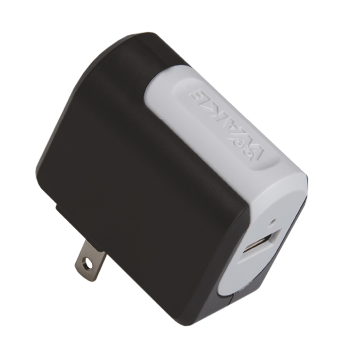 home charger  wake micro 1pto 2-4A negro