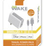 HOME CHARGER TRAVEL POWER PACK - UPS107-i