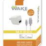 WAKE-MINI HOME CHARGER 1A - HCM28-i