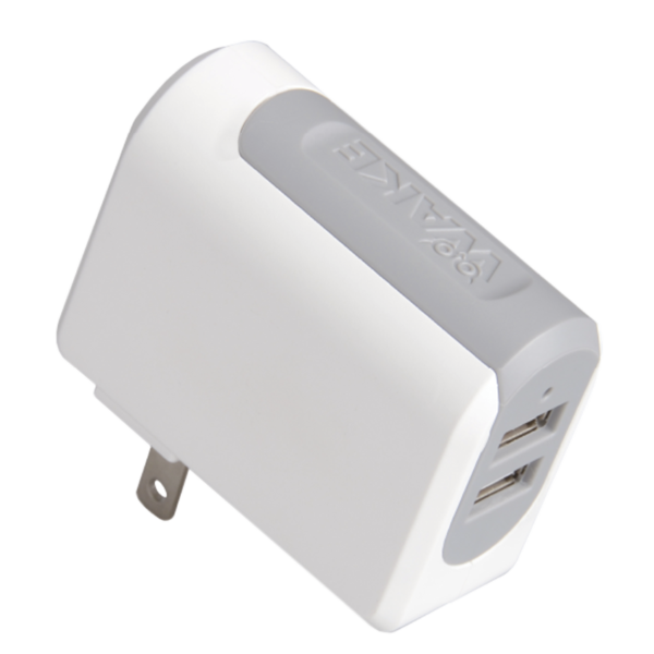 home charger  wake iphone 2pto 3-4A blanco