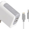 home charger  wake iphone 2pto 3-4A blanco con cable_1