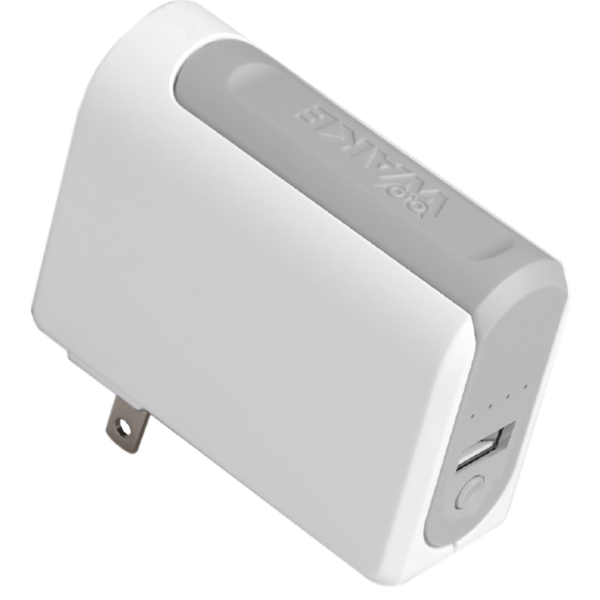 ups travel wake iphone blanco 2000 mAh